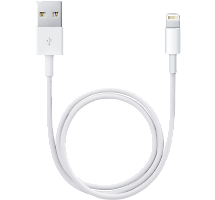 Кабель Apple USB - Lightning (1 метр)